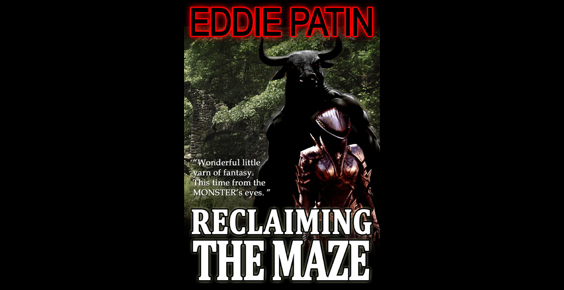 Reclaiming the Maze - A Short Fantasy Story about a Minotaur - Forgotten Tales from the Realms of Primoria